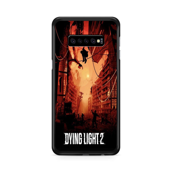 Dying Light 2 Poster Games Fan Art Samsung Galaxy S10e Case