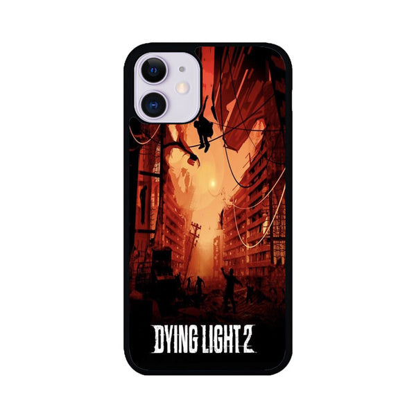 Dying Light 2 Poster Games Fan Art iPhone 11 Case
