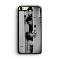 Friends TV Show Door Wallpaper iPhone 8 Case