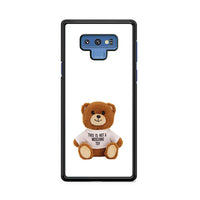 Moschino Toys Doll Samsung Galaxy Note 9 Case
