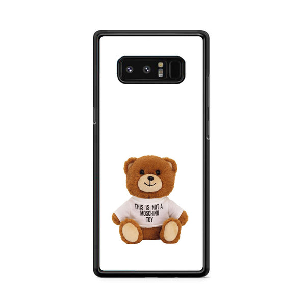 Moschino Toys Doll Samsung Galaxy Note 8 Case