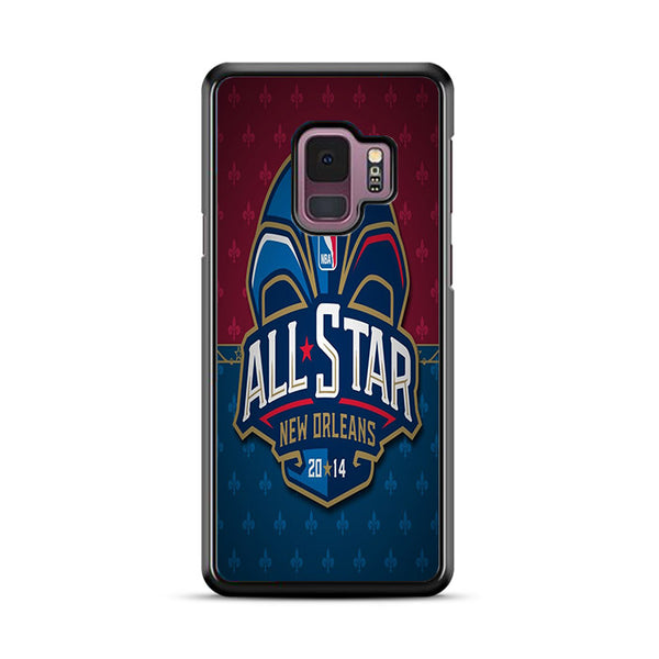 Nba All Star New Orleans Logo Samsung Galaxy S9 Plus Case | Miloscase