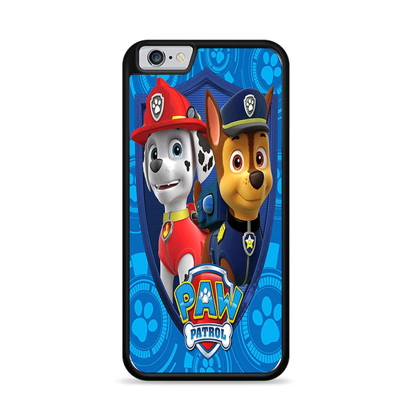 Chase And Marshall Paw Patrol iPhone 6 Plus|6S Plus Case