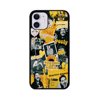 Happiness Post Malone Collages iPhone 11 Case