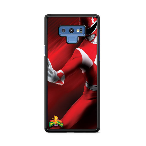 Mighty Morphin Red Rangers Samsung Galaxy Note 9 Case