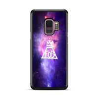 Fob Fall Out Boy Galaxy Wallpaper Samsung Galaxy S9 Plus Case