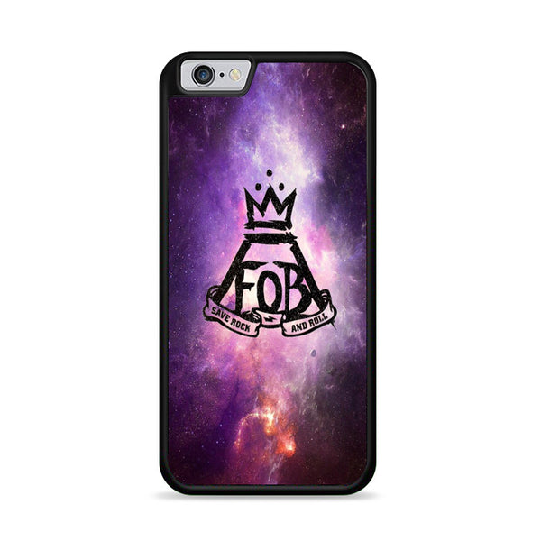 Fob Fall Out Boy Save Rock And Roll Galaxy Nebula iPhone 6|6S Case