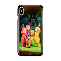 Teletubbies Live iPhone XS Max Case