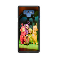 Teletubbies Live Samsung Galaxy Note 9 Case