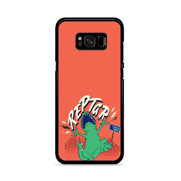 We Want Reptar Samsung Galaxy S8 Case