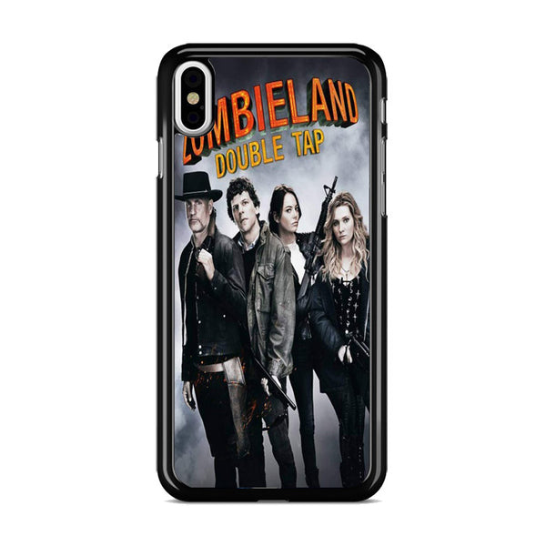Zombieland Double Tap Poster iPhone XS Case
