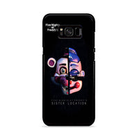 Five Nights At Freddys Sister Location Wallpaper Samsung Galaxy S8 Case