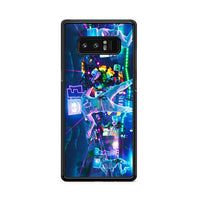 Marshmello Skin Concert Dance Party In Fortnite Samsung Galaxy Note 8 Case