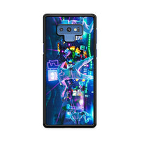 Marshmello Skin Concert Dance Party In Fortnite Samsung Galaxy Note 9 Case