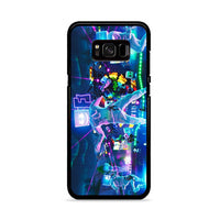 Marshmello Skin Concert Dance Party In Fortnite Samsung Galaxy S8 Plus Case