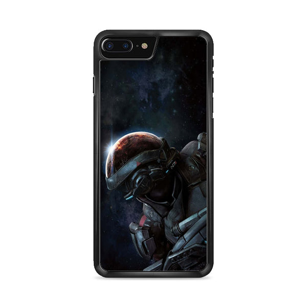 Mass Effect Andromeda Galaxy Character iPhone 8 Plus Case