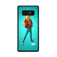 Fortnite Nueva Skin Character Outfit Samsung Galaxy Note 8 Case