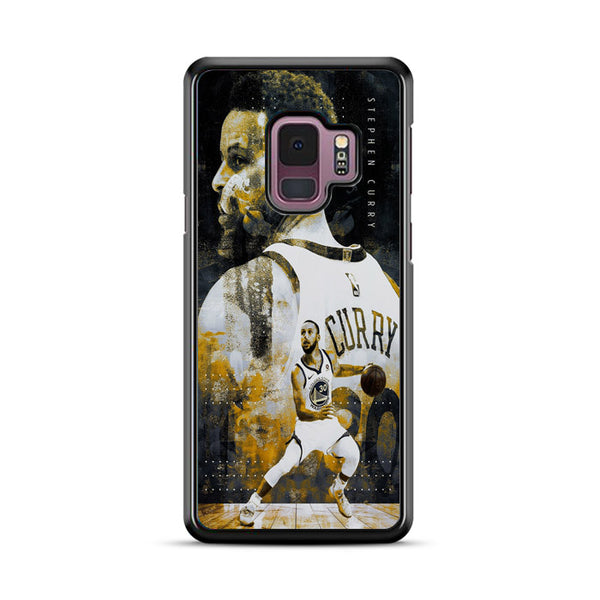 Stephen Curry Nba Samsung Galaxy S9 Case