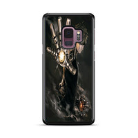 Cyborg Genos Super Flame Samsung Galaxy S9 Plus Case
