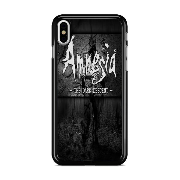Amnesia The Dark Descent Poster Games iPhone XS Max Case