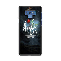 Amnesia The Dark Descent Ps4 Samsung Galaxy Note 9 Case