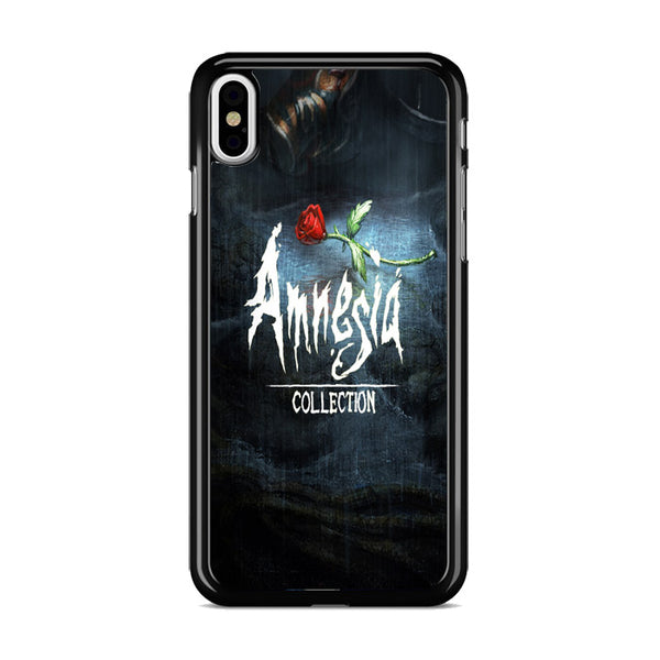 Amnesia The Dark Descent Ps4 iPhone XS Case