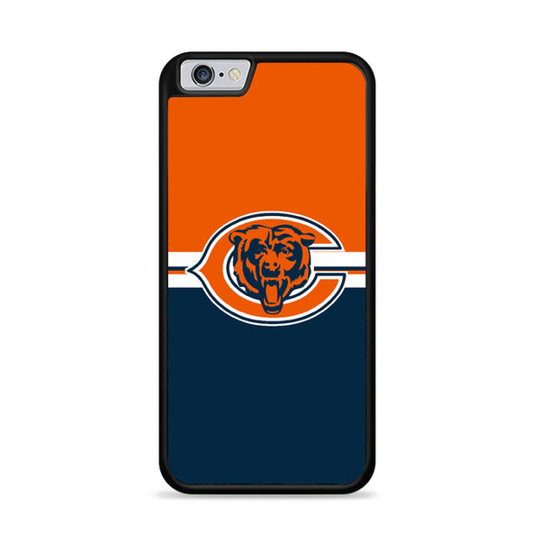 Blue Orange Chicago Bears Wallpaper iPhone 6 Plus|6S Plus Case