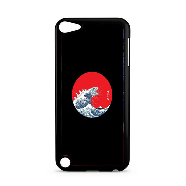 Greate Wave Godzilla iPod 5 Case