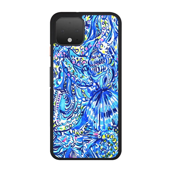 Lilly Pulitzer Ceviche Google Pixel 4 XL Case