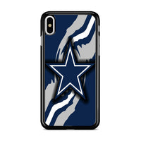 Dallas Cowboys Blue Star iPhone XS Max Case