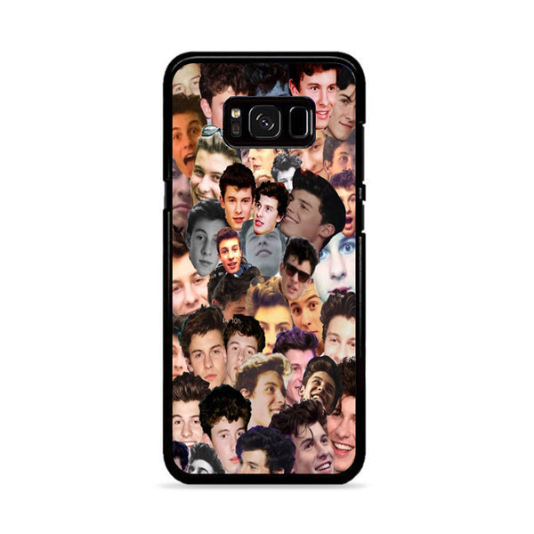 Fondos De Pantalla Collages Face Samsung Galaxy S8 Case