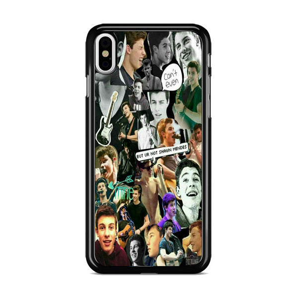 Fondos De Shawn Mendes Collages iPhone X Case