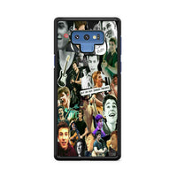 Fondos De Shawn Mendes Collages Samsung Galaxy Note 9 Case