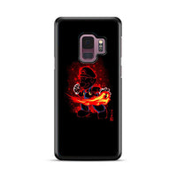 Super Mario Flame Fire Ball Power Samsung Galaxy S9 Plus Case