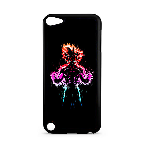 The God Goku Dragon Ball iPod 5 Case