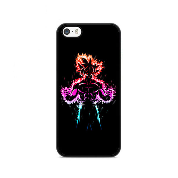 The God Goku Dragon Ball iPhone 5|5S|SE Case