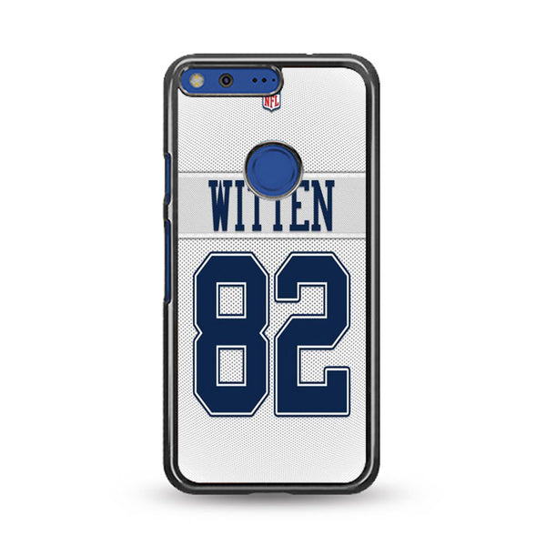 Nfl Jason Witten 82 Dallas Cowboys Jersey Google Pixel Case