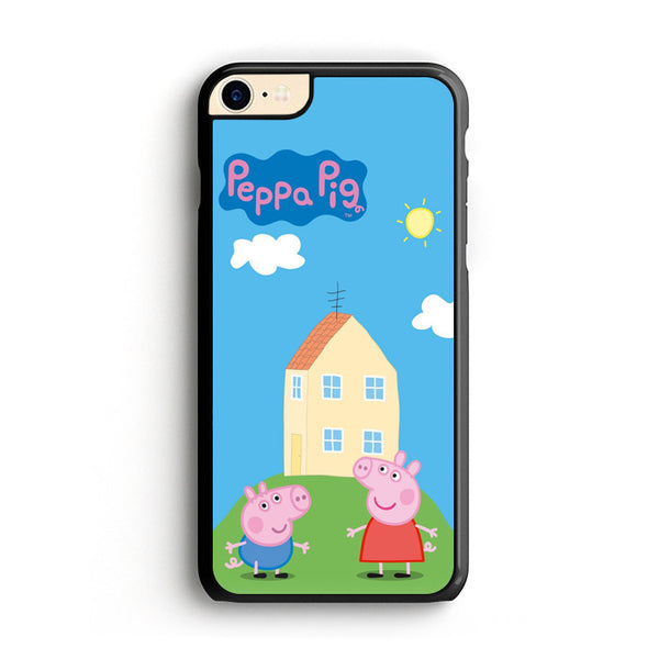 Peppa Pig House iPhone 7 Case