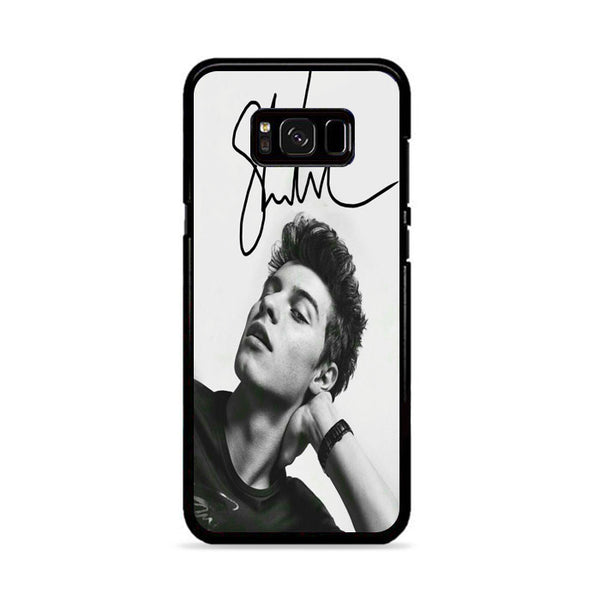 Shawn Mendes Signature Samsung Galaxy S8 Plus Case