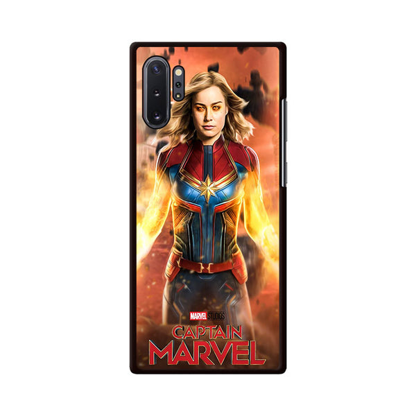 Captain Marvel Heroes Samsung Galaxy Note 10 Case