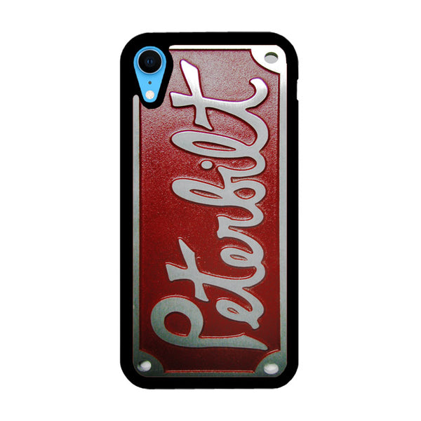 Peterbilt Truck License Plate iPhone XR Case