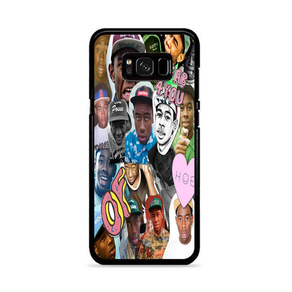Tyler The Creator Collages Samsung Galaxy S8 Case