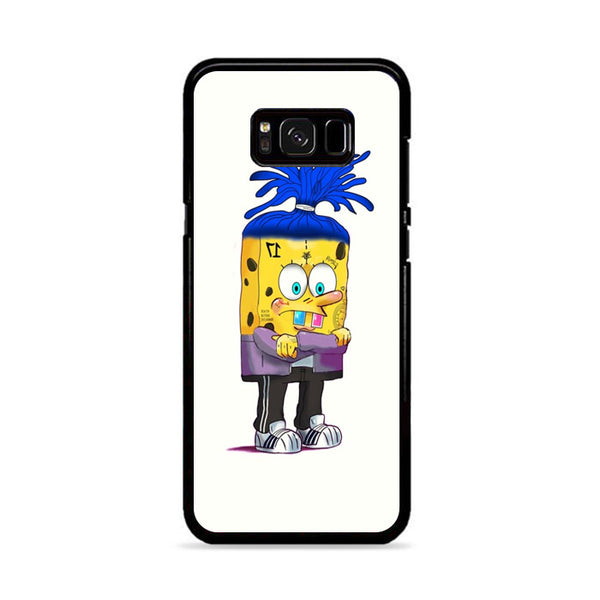 Xxxtentacion Spongebob Art Samsung Galaxy S8 Plus Case