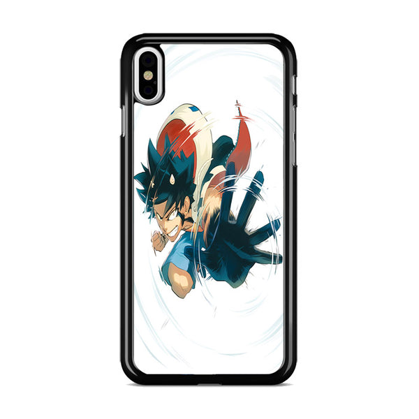 Radiant Witch Seth Power iPhone X Case