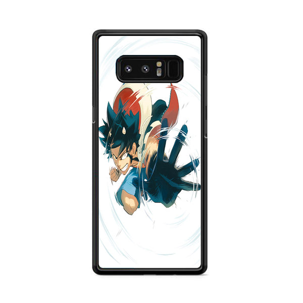 Radiant Witch Seth Power Samsung Galaxy Note 8 Case