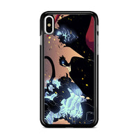 Solo Leveling Sung Jin Woo Igris Iron iPhone XS Case