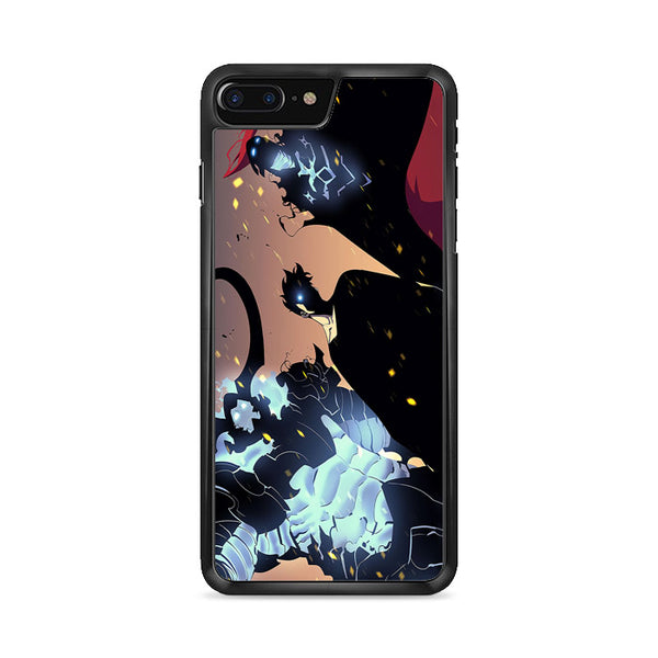 Solo Leveling Sung Jin Woo Igris Iron iPhone 8 Plus Case