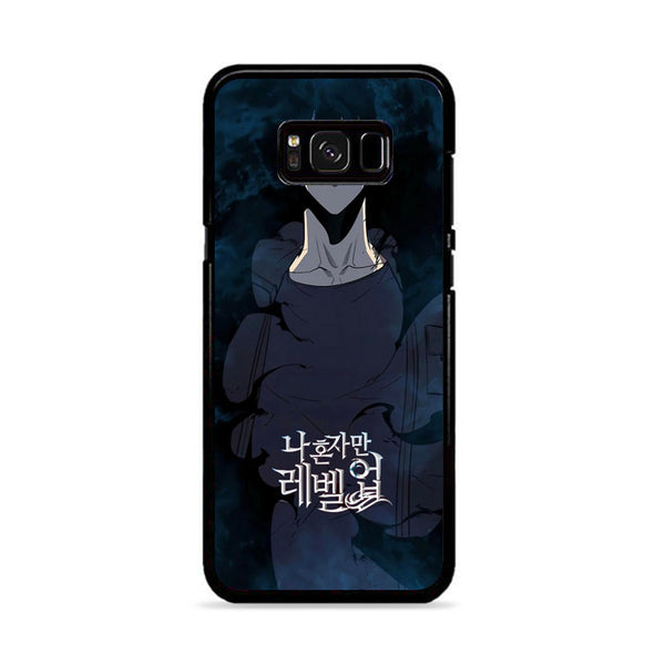Solo Leveling Sung Jin Woo Samsung Galaxy S8 Plus Case