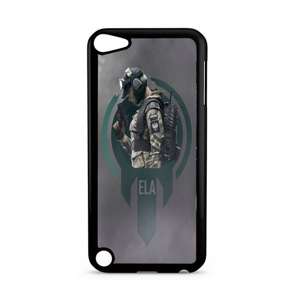 Rainbow Six Siege Ela Tom Clancy iPod 5 Case