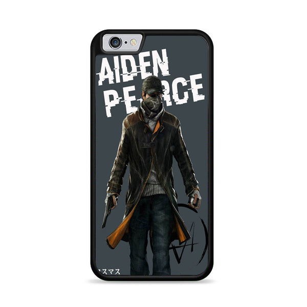 Aiden Pearce Watch Dogs Game iPhone 6|6S Case